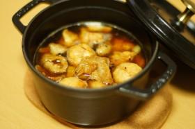 焼き鳥のスープ